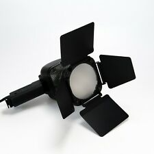 "Kaiser Videolight 8S Lamp 300W w/ 1/4"" Tripod Thread 220V Germany 93307 Works"