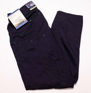 511 TACTICAL Men's Uniform A Pants 44059 Navy Blue Size 36 ~ New