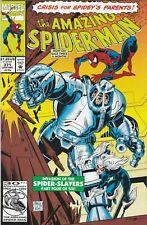 Amazing Spider-Man #371 Marvel Comics December 1992 NM