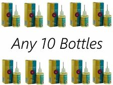 ANY 10x BOTTLES 10ml EZEE QUIT ORIGINAL LIQUID JUICE METAL NEEDLE CHILD PROOF