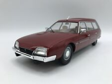 Citroen CX 2200 Super Break Serie I 1976 dunkelrot   - 1:18 MCG  >>NEW<<
