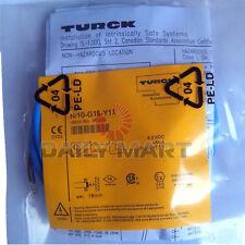 New Turck NI10-G18-Y1X Proximity Inductive Sensor ATEX Category II 1 G Ex Zone 0