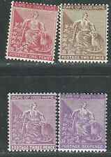 Cape of Good Hope Stamps 43//49 SG 49//64 MLH VF1885-97 SCV $80.00