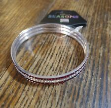 Siskiyou NCAA Mississippi State Bulldogs Charm Bangle Bracelet