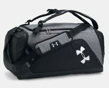 Under Armour * Contain Duo 3.0 Backpack Duffel Bag Grey COD PayPal