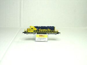 MICRO-TRAINS LINE Z SCALE SD40-2 LOCOMOTIVE ATCHISON,TOPEKA & SANTA FE 97001091