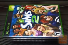 The Sims 2 (Xbox 2005) FACTORY SEALED! - RARE! - EX!