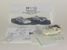 MID9 1:43 kit of 1962 Chaparral MKI Meisterbrauser, car #22, Harry Heuer