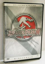 Like New DVD Jurassic Park III Sam Neill William H. Macy Tea Leon Widescreen