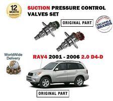 pour Toyota RAV4 2.0TD D4D 2001-2006 neuf aspiration Valve contrôle pression SET