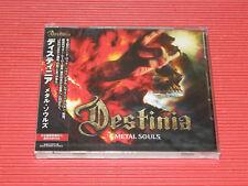 2018 JAPAN CD Nozomu Wakai's Destinia Metal Souls