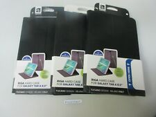 "Lot of 3 Tucano Riga Galaxy Tab A 8"" Folio Cases"
