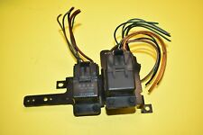 85 86 Chevrolet Camaro Engine Cooling Fan Air Conditioning Blower Relays OEM