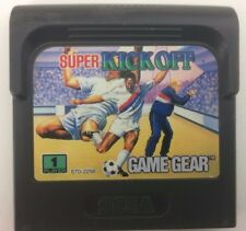 Super Kick off Sega Game Gear