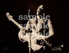Limited Edition Jimi Hendrix Fine Art Photograph