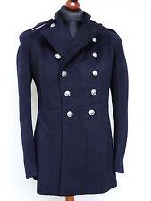 Original Vintage NFS Fireman Uniform Jacket Tunic Jacke British WK2 Minty UK 10