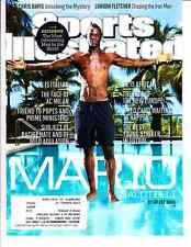 August 26, 2013 Mario Balotelli ITALY AC Milan Futbol Soccer Sports Illustrated