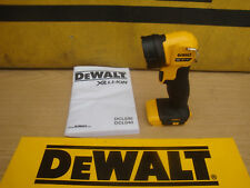 BRAND NEW DEWALT DCL040 XR 18V LED SWIVEL WORKLIGHT TORCH