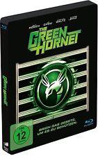 THE GREEN HORNET (Seth Rogen, Christoph Waltz) Blu-ray Disc, Steelbook NEU+OVP