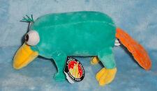 "Disneyland Disney World Perry Platypus Phineas and Ferb bean bag Plush Toy 7"""