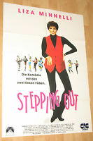 Stepping Out Filmplakat / Poster A1 60x84cm