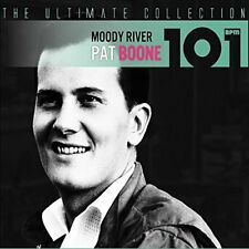 Pat Boone - 101  Moody River The Ultimate Collection [CD]