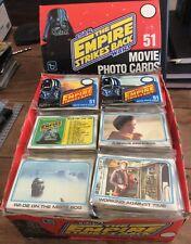 1980 Topps The Empire Strikes Back Cards - Sealed Hanger pack Rare Nostalgic