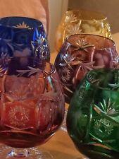 6 Nachtmann Congnac Bleikristallgläser