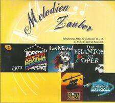 Melodien Zauber - Die schönsten Musicals - CD - NEU & OVP - Werbesonderpressung
