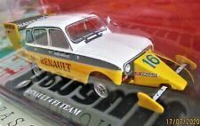 HACHETTE RENAULT 4 L 1/43 N°11: Renault 4 F1 Team neuf