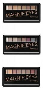 RIMMEL Magnif'eyes Palette - 3 Shades Available