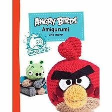 Angry Birds Amigurumi: And More,Rovio Entertainment,New Book mon0000109987