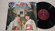 THE PEANUTS chanter Japanese Folk Songs Original japonais 10INCH vinyle 60 S LP
