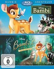 Bambi / Diamond Edition + Bambi 2/ Special Edition - Blu-ray - NEU/OVP - Disney