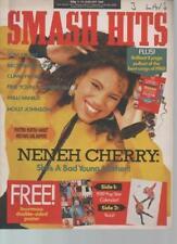 January Smash Hits Music, Dance & Theatre Magazines