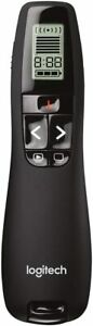 Logitech Professional Presenter R800, Wireless Presentation Clicker Remote NEW!