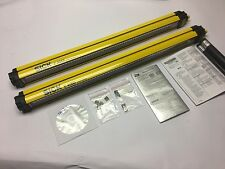 SICK XC40E-0603A0A0CBA0 / XC40S-0603A0A00BA0 SAFETY LIGHT CURTAINS, NEW n BOX L4