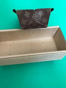Bake in Mould Disposable Loaf Tin Cake Baking Tray Various quantities