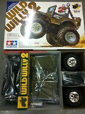 58242 1/10 Wild Willy 2000 Kit TAMC0952 TAMIYA