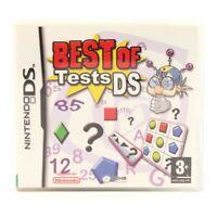Nintendo DS Spiel - Best of Tests DS mit OVP