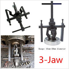 Practical Black Vehicles Wheeel 3-Paw Pilot Bearing Puller Extractor Removal Kit