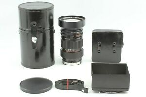 [Near Mint Case,Hood]Mamiya Sekor 250mm f/5 Telephoto for Universal Press Japan