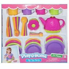 My Tea Party Boxed Playset 34 Piece Set First Class Post