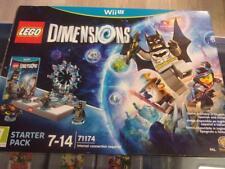 Lego Dimensions Starter Pack per WII U