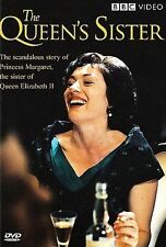 THE QUEEN'S SISTER DVD Scandalous Story of Princess Margaret BBC Video Lucy Cohu
