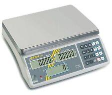 Tieni conto anche Bilancia tavolo bilancia tecnica bilancia contare con batteria U. Alimentatore 1 G - 15 kg nucleo CXB 15k1