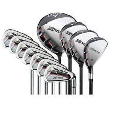 Callaway XTREME 11-Piece Golf Club Set - 9.5° Stiff Right Hand