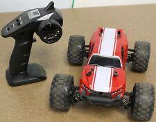Redcat Volcano-16 1/16 Scale Brushed Electric Rc Monster Truck (See Desc.)