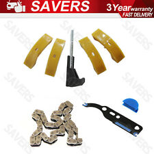 Brand New Timing Chain Tensioner 4Pads 1halter 1chain 1Gasket For Audi VW