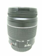 CANON EF 28-80MM ZOOM LENS WITH BOTH END CAPS, FREE SHIPPING
